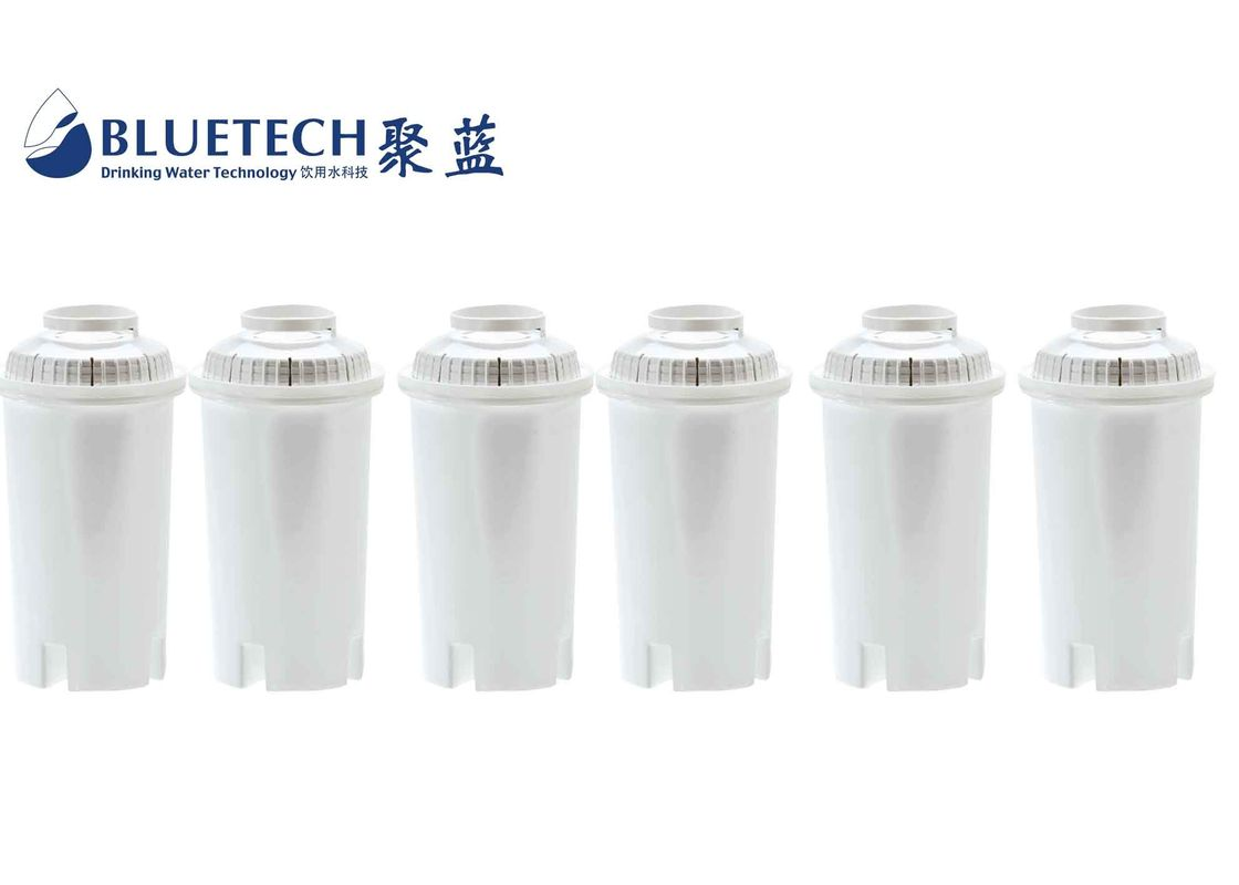 Limescale Removing Universal Water Filter Cartridges , Brita Filter Replacement Cartridges