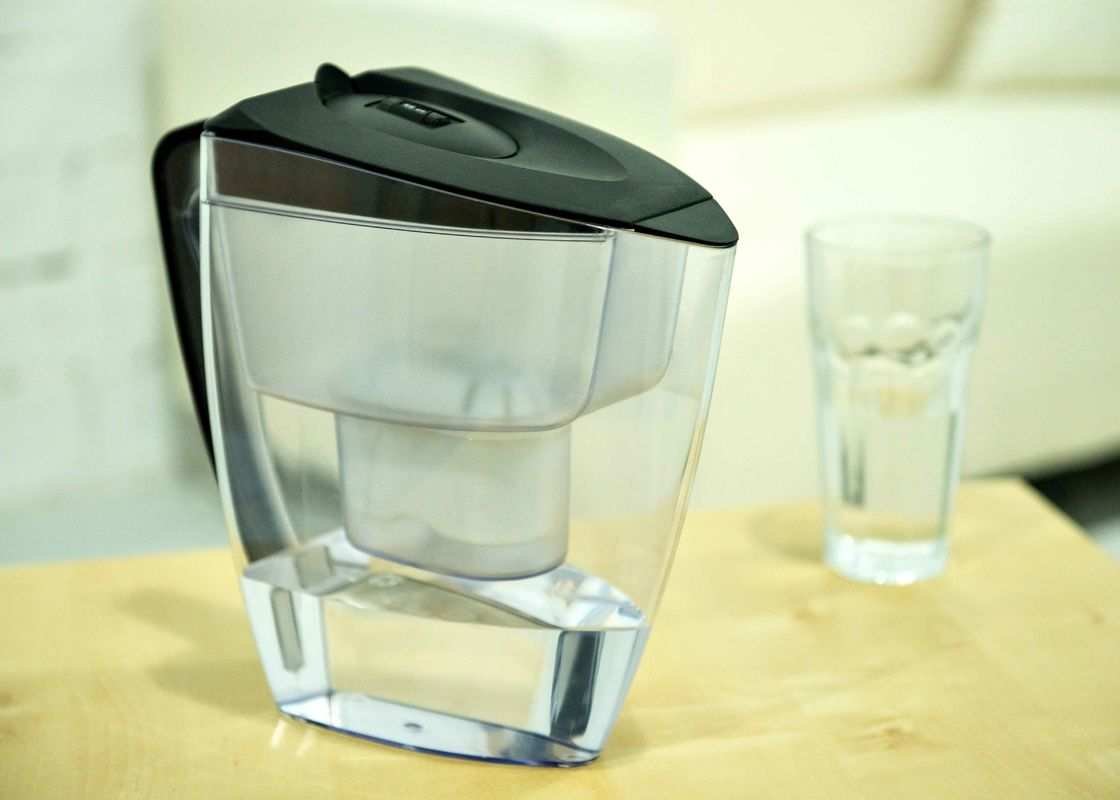 5 Cup / 6 Cup / 7 Cup / 18 Cup Water Purifier Pitcher 4 Step Filtration Carbon Resin Filter