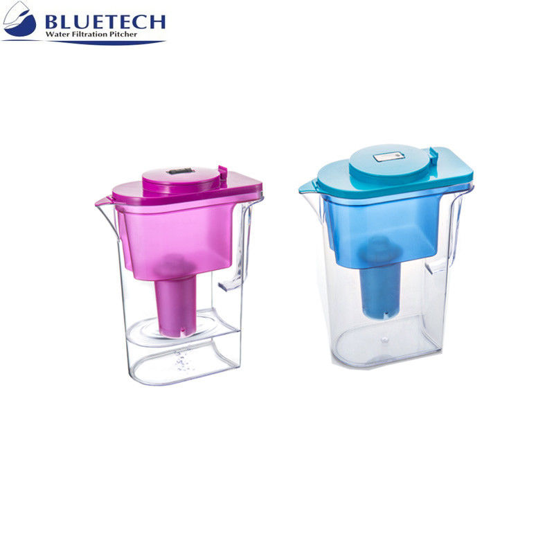 ABS Plastic Resin Bluetech Water Filter Jug Household Pre - Filtration